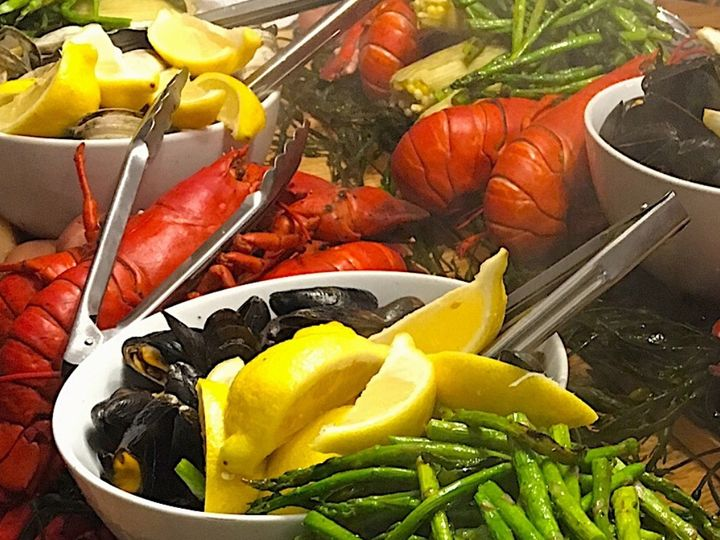 Tmx Fancy Lobster With Seaweed Square 51 11176 160848699086211 York Harbor, ME wedding catering