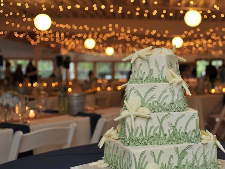 Tmx Fosters Pavilion Sea Grass Cake Cropped 51 11176 161082296399025 York Harbor, ME wedding catering