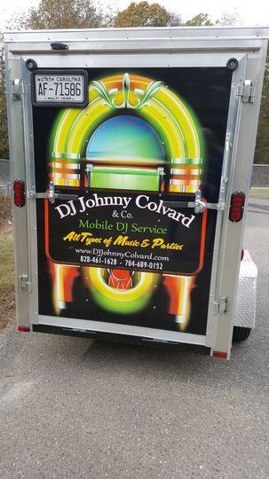 DJ Trailer