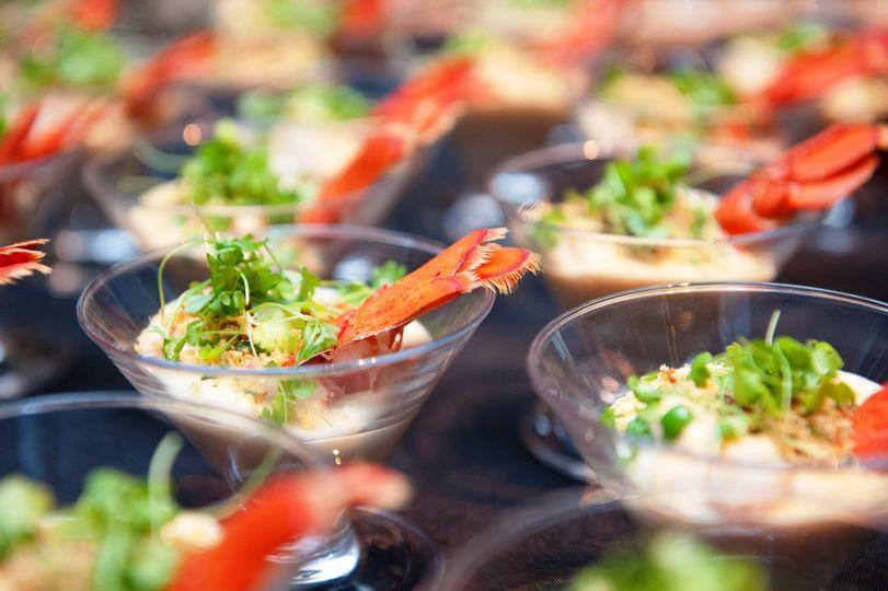 Food Network Lobster Bisque