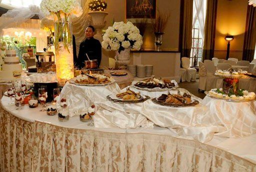 Tmx 1362331298401 Food3 Glen Cove, New York wedding venue