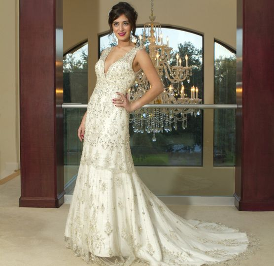 Nima Boutique & Bridal - Dress & Attire - Houston, TX - WeddingWire