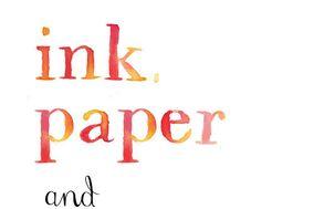 Ink, Paper & Joy