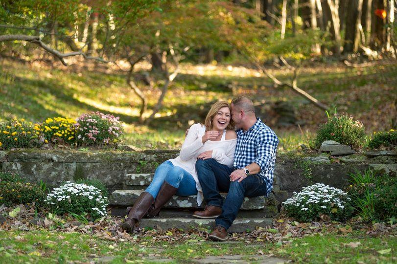 Kristen & Eric - Seamon Park
