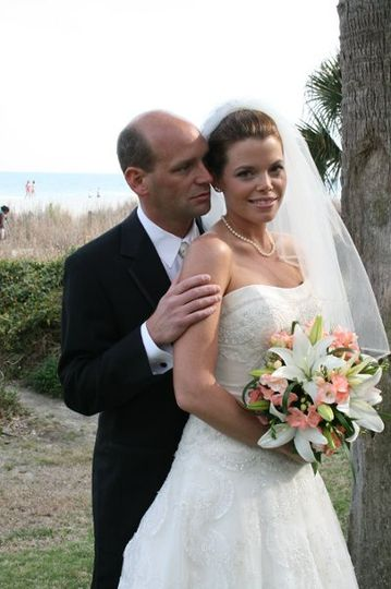 Wedding At the Breaker's Resort In Myrtle Beach, SC