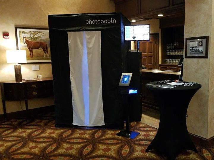 Our Enclosed Photo Booth