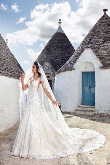 Vinatge lace dress