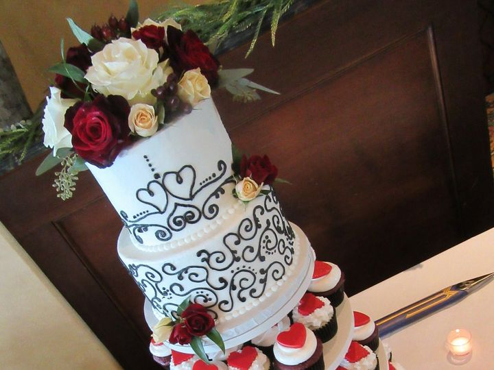 Tmx Cake 43 51 928176 V1 Marion wedding cake