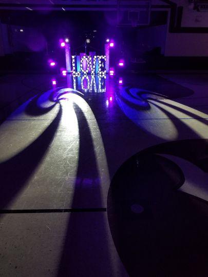Entertainment lights