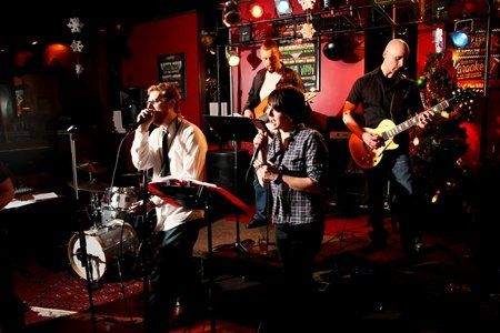 Karaoke Kings PDX live band karaoke Portland, OR  http://www. KaraokeKingsPDX.com