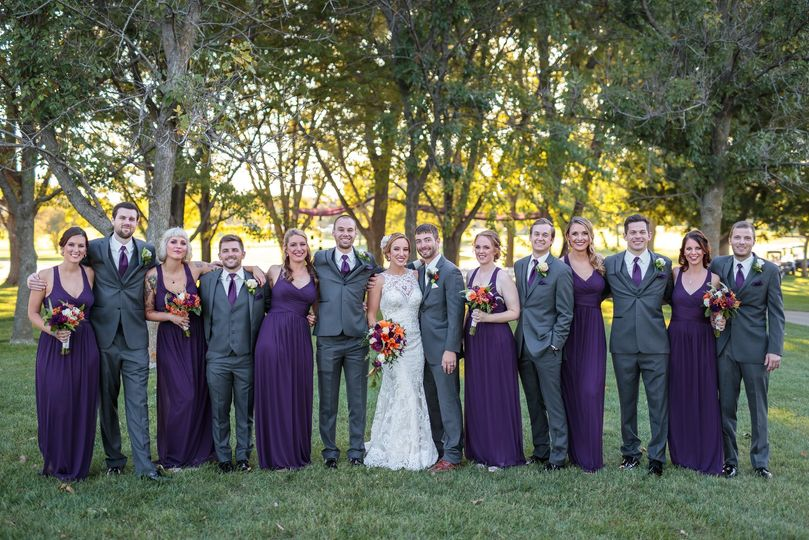 Formal Bridal Party