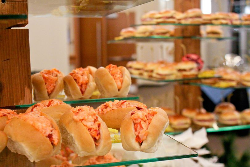 Traditional Lobster Rolls