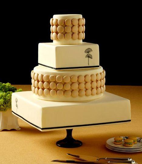 Superfine Bakery - Wedding Cake - Burbank, CA - WeddingWire