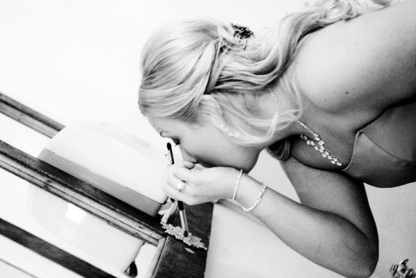 Getting ready for my Neices wedding