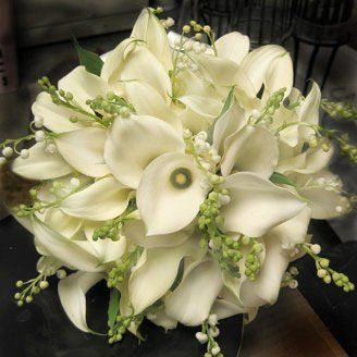 Tmx 1307726669734 Whitecallaandlillyofthevalley White Plains wedding florist
