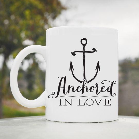 anchored in lov