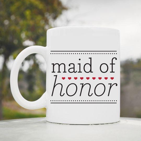maid of hono