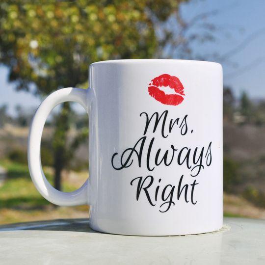 mrs always righ
