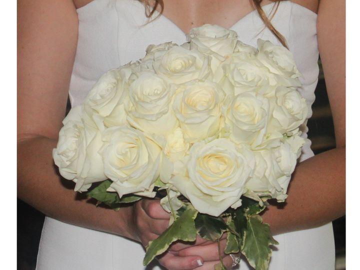 Tmx 1441724816440 Whitebridal Boonton wedding florist