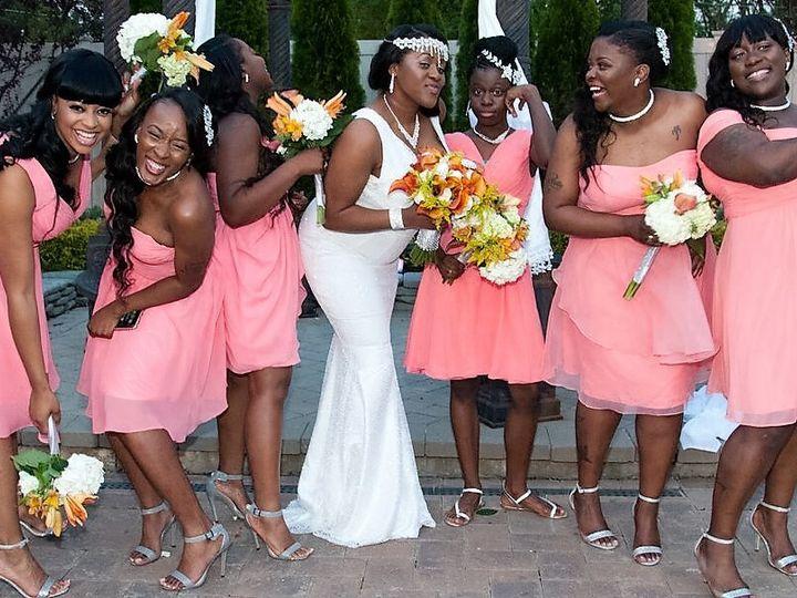 Tmx 1466432262768 Bridesmaids Boonton wedding florist