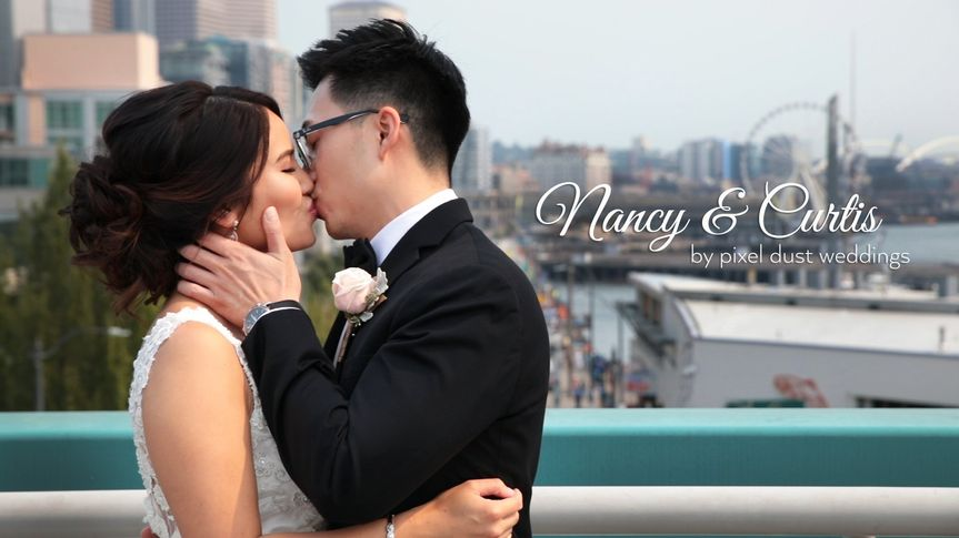 Downtown Seattle Wedding Video
