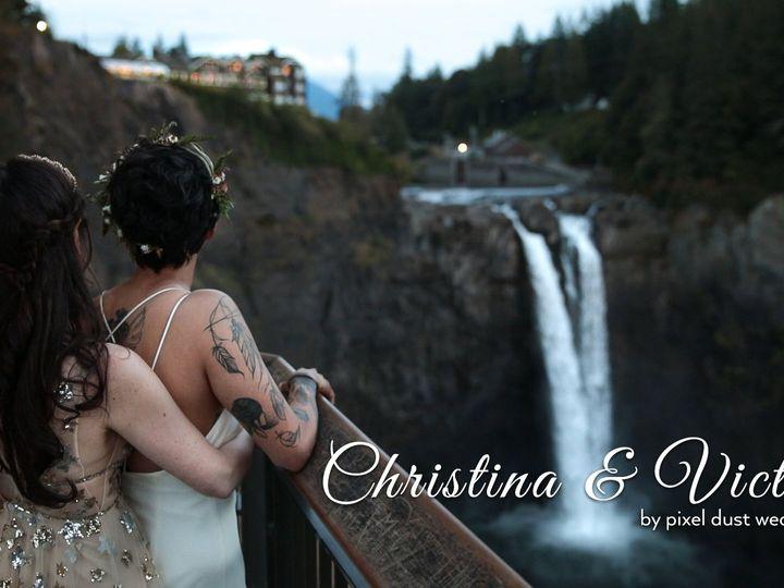 Tmx Victoria Christina Thumbnail 51 375276 161255715494504 Seattle, WA wedding videography