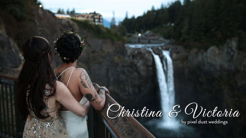 Salish Lodge Wedding Video