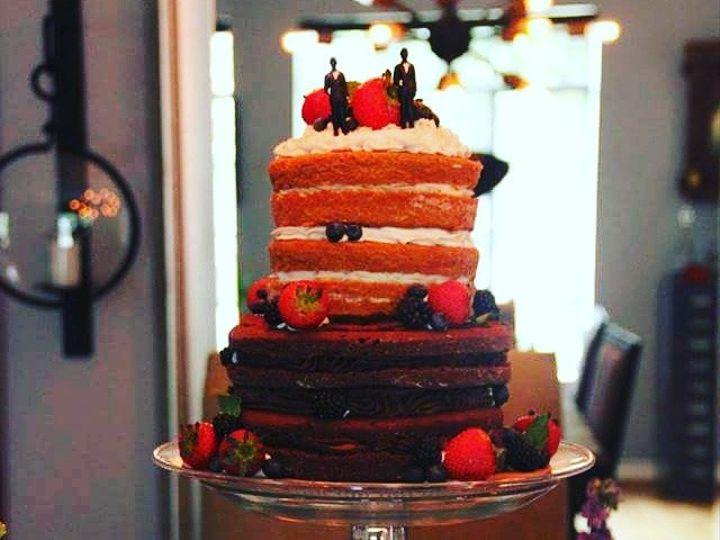 Tmx 1457823091031 Img20150919113212 1 Dallas, TX wedding cake