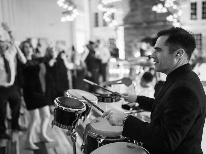 Tmx Percussionistbw 51 556276 159422118448627 New York, NY wedding dj