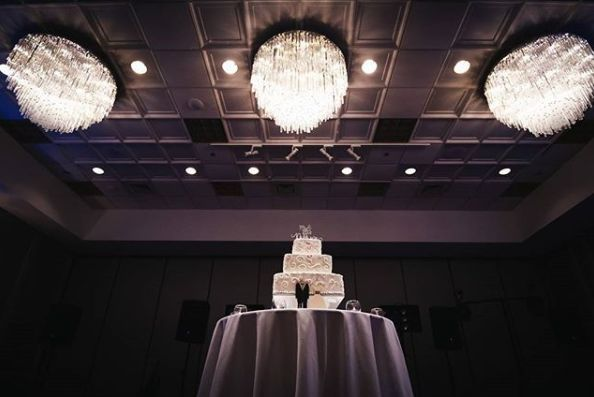 Wedding cake | Melissa Grace Photography