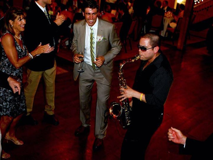 Tmx 1457741878403 Jeremy Valadez On The Wedding Dance Floor For Onli Boston wedding band