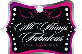 All Things Fabulous Events & Design