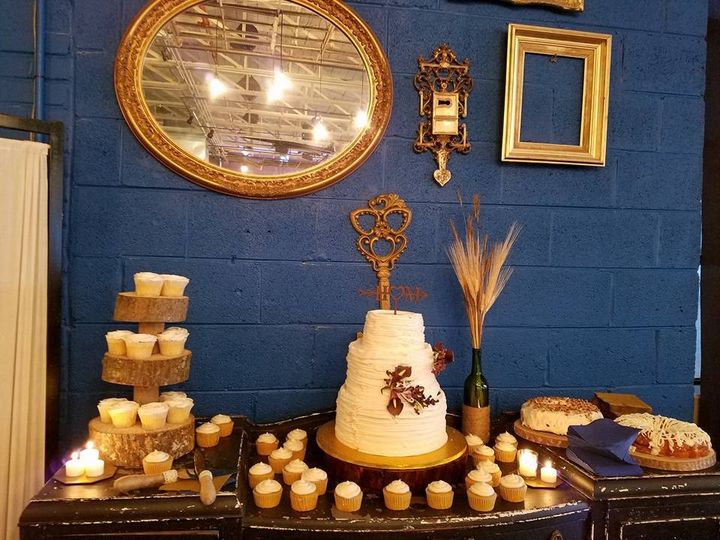 Wedding ccake