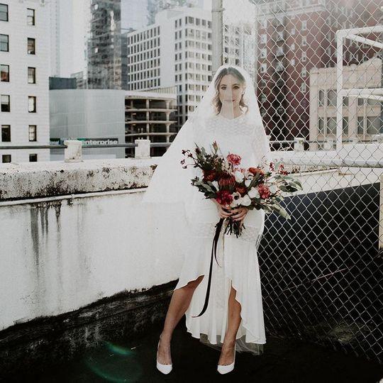 The bride