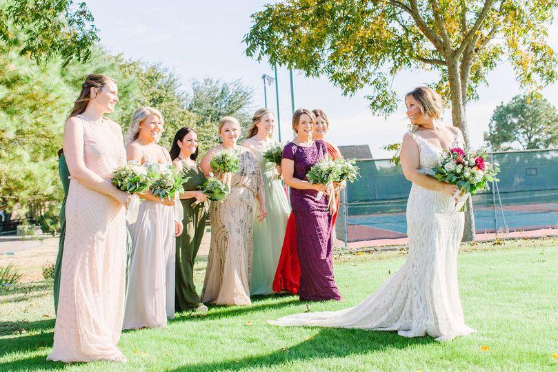 Outdoor Ceremony & Photos