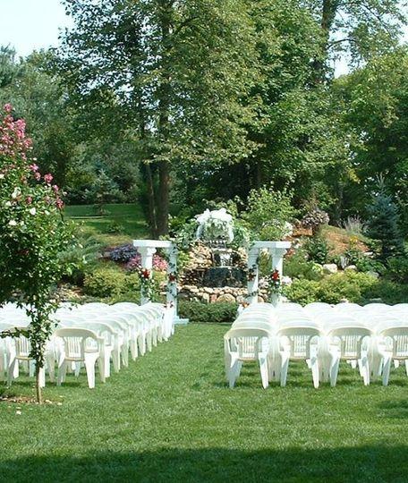 Wedding setuo