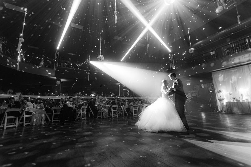 Epic First Dance