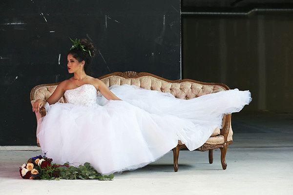 bridebohoindustrial
