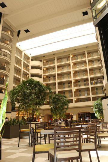 Embassy Suites Jacksonville Baymeadows Venue