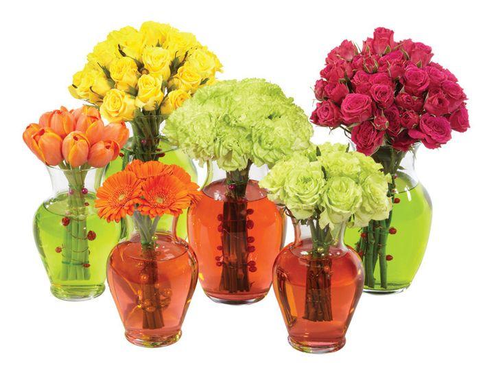 Tmx 1389117033231 Juicyfruitcenterpiecesmrevhighwe Chelsea, MA wedding florist