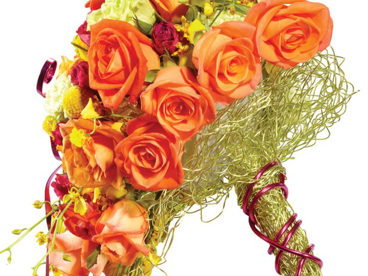 Tmx 1389117318513 Juicefruitbrideinsethighwe Chelsea, MA wedding florist