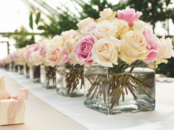 Tmx 1429887549725 Rose Wedding Centerpiece56 Chelsea, MA wedding florist