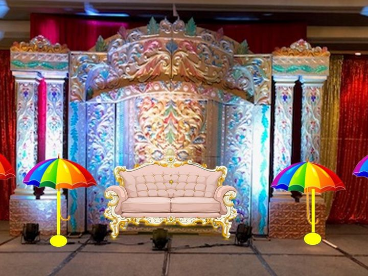 Tmx Jodha Akbar With Umbrel 51 1016376 157843244761919 Ashburn, District Of Columbia wedding eventproduction