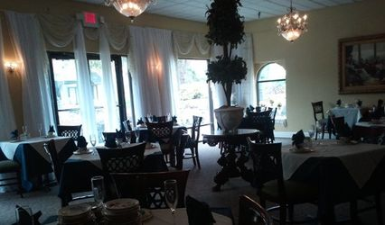 The Empress Tea Room with Divine Menus Catering 1