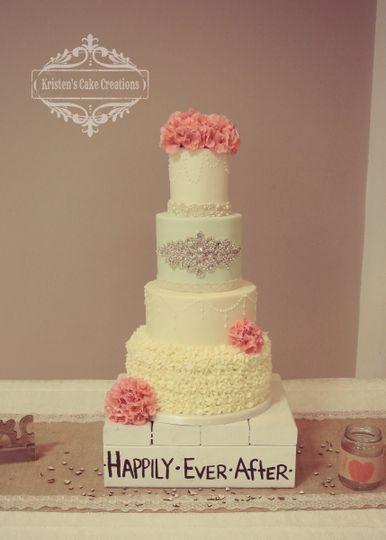 800x800 1464474076686 Jordan Wedding Cake