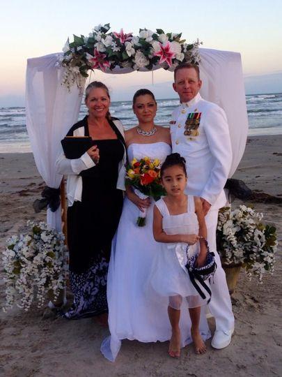 millitary wedding