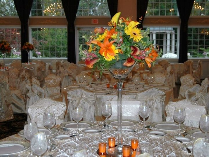 Tmx 1373644650636 Centerpiece 4 New York, NY wedding florist