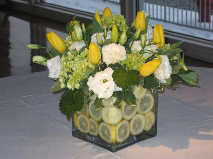 Tmx 1373644653384 Centerpiece 6 New York, NY wedding florist