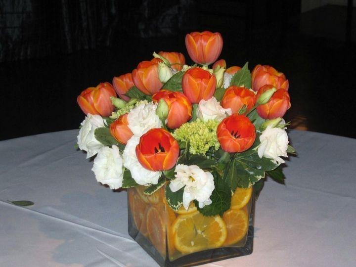 Tmx 1373644656425 Centerpiece 7 New York, NY wedding florist