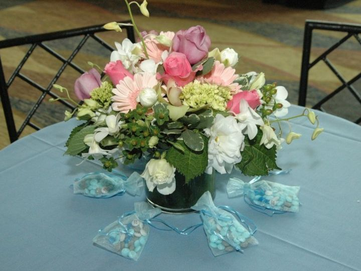 Tmx 1373644662403 Centerpiece 13 New York, NY wedding florist